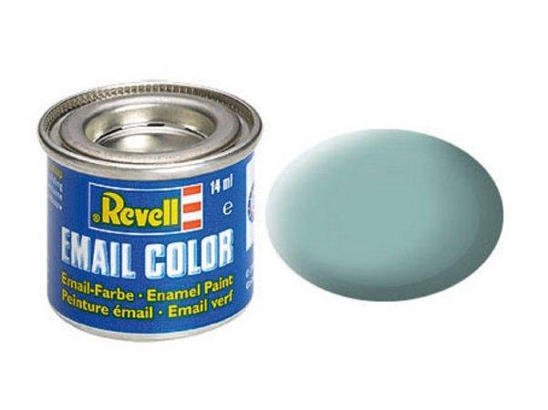 Revell Barva emailová matná - Světle modrá (Light blue) - č. 49