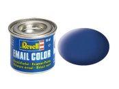 Revell Barva emailová matná - Modrá (Blue) - č. 56