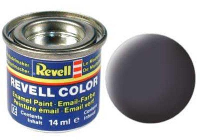 Revell Barva emailová matná - Lodní šedá (Gunship-grey USAF) - č. 74