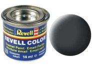 Revell Barva emailová matná - Prachově šedá (Dust grey) - č. 77