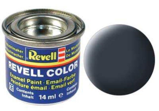 Revell Barva emailová matná - Šedavě modrá (Greyish blue) - č. 79