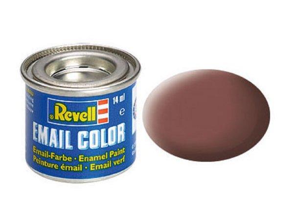 Revell Barva emailová matná - Rezavá (Rust) - č. 83