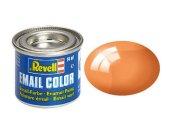 Revell Barva emailová čirá - Oranžová (Orange) - č. 730