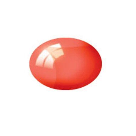 Revell Barva akrylová čirá - Červená (Red) - č. 731