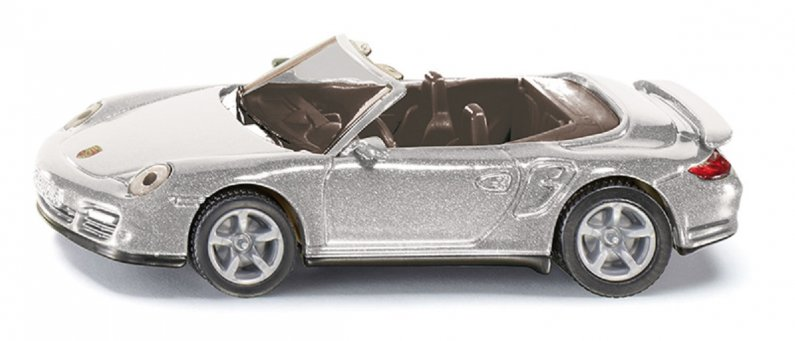 SIKU  Kabriolet Porsche 911 Turbo