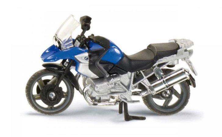 SIKU  BMW motorka
