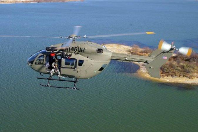 Heller Eurocopter UH-72A 'Lakota'