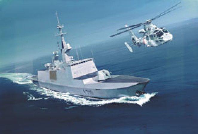 Heller Fregate La Fayette - Výprodej