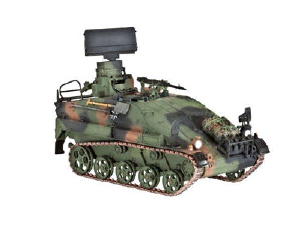 Revell Plastikový model obrněného vozidla WIESEL 2 LeFlaSys AFF - Výprodej