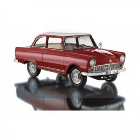 Revell DKW Junior 1960 - červený - Výprodej