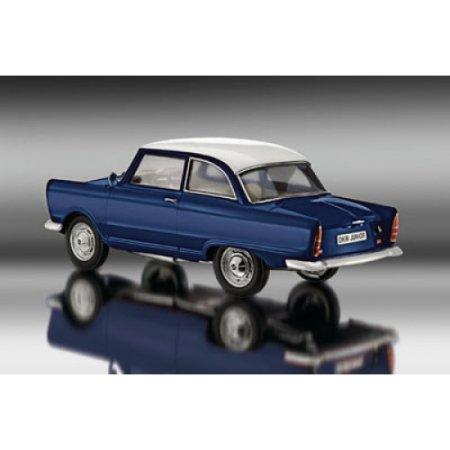 Revell DKW Junior 1960 - modrý - Výprodej