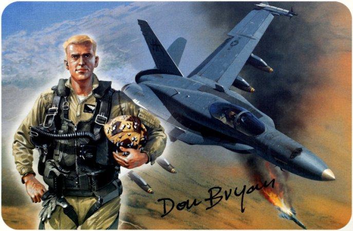 Trefl Puzzle - F/A-18 Hornet - 1000 dílků