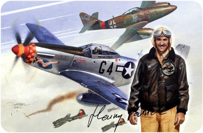Trefl Puzzle - P-51 D Mustang - 1000 dílků