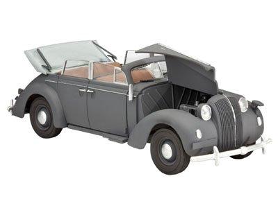 Revell Plastikový model auta German Staff Car 'Admiral Cabriolet' - Výprodej