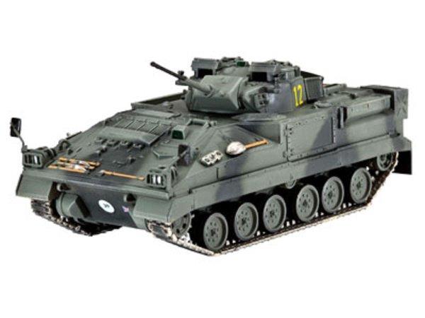 Revell Plastikový model tanku Warrior MCV