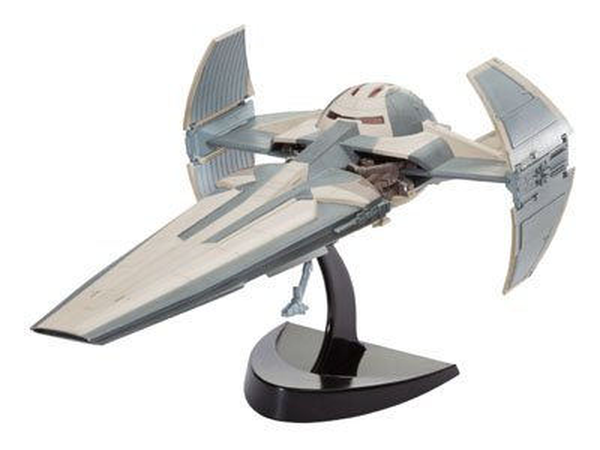 Revell EasyKit - Plastikový model Star Wars Sith Infiltrator (Episode I) - Výprodej
