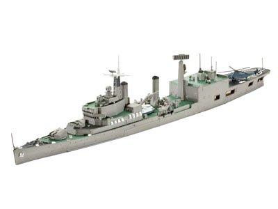 Revell Plastikový model lodě H.M.S. Tiger - Výprodej