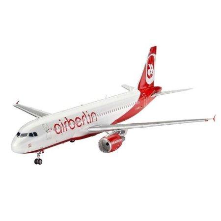 Revell Plastikový model letadla Airbus A320 'Air Berlin'