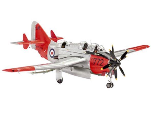 Revell Plastikový model letadla Fairey Gannet T5 - Výprodej