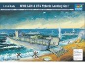 Trumpeter WW2 LCM3 USN Vehicle Landing Craft - Výprodej
