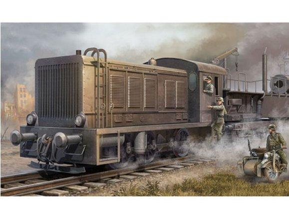 Trumpeter German WR 360 C12 Lomcomotive