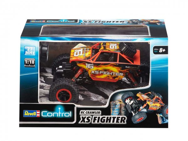 Revell RC Auto - Crawler XS FIGHTER