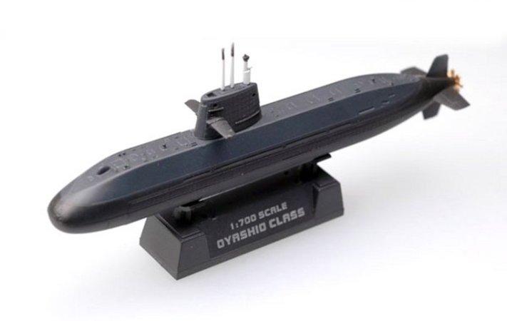 Easy model Submarine - JSMSDF Oyashio Class - Výprodej