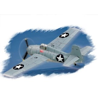 Hobby Boss F4F-4 Wildcat 1:72