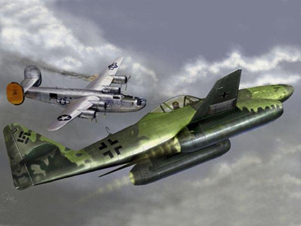Trumpeter Messerchmitt Me262 A-1a - Výprodej