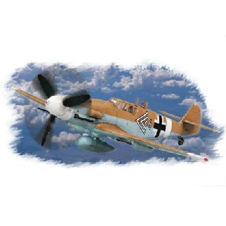 Hobby Boss Bf109 G-2/Trop 1:72