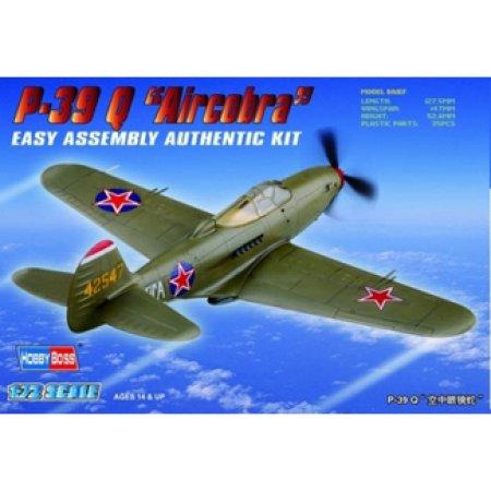 Hobby Boss P-39Q Airacobra