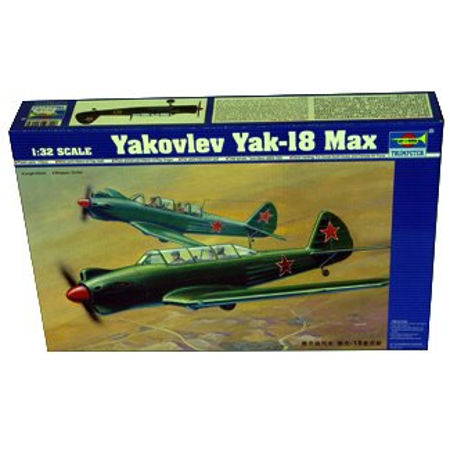 Trumpeter Yakovlev YAK-18 Max - Výprodej