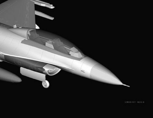 Hobby Boss F-16B Fighting Falcon