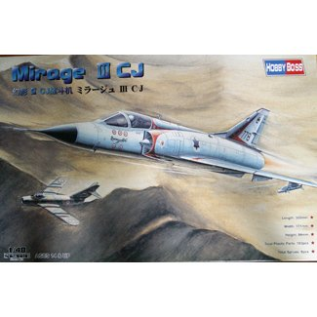 Hobby Boss Mirage III. CJ