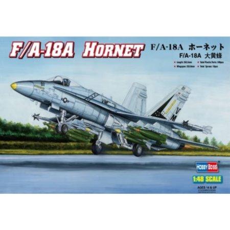 Hobby Boss F/A-18 A Hornet