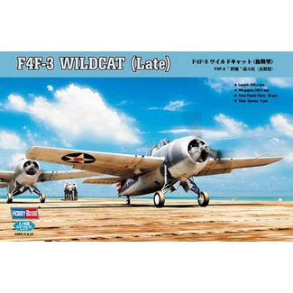 Hobby Boss F4F-3 Wildcat Late