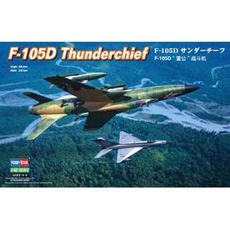 Hobby Boss F-105D Thunderchief