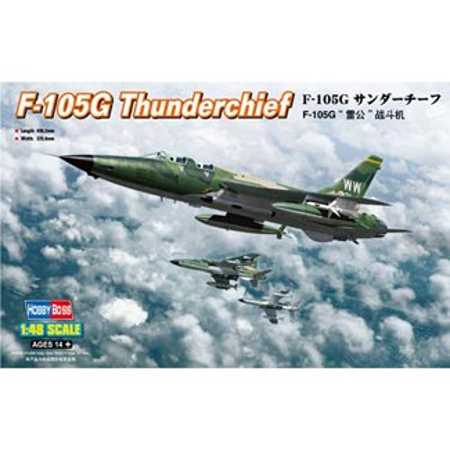 Hobby Boss F-105G Thunderchief