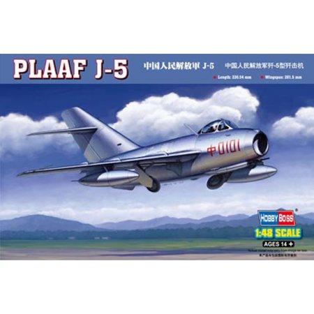 Hobby Boss J-5 PLA Air Force