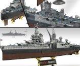 Academy USS Indianapolis CA-35