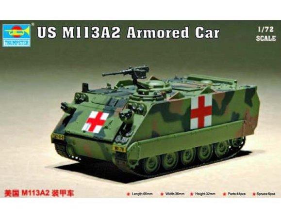Trumpeter US M 113A2 Armored Car - Výprodej