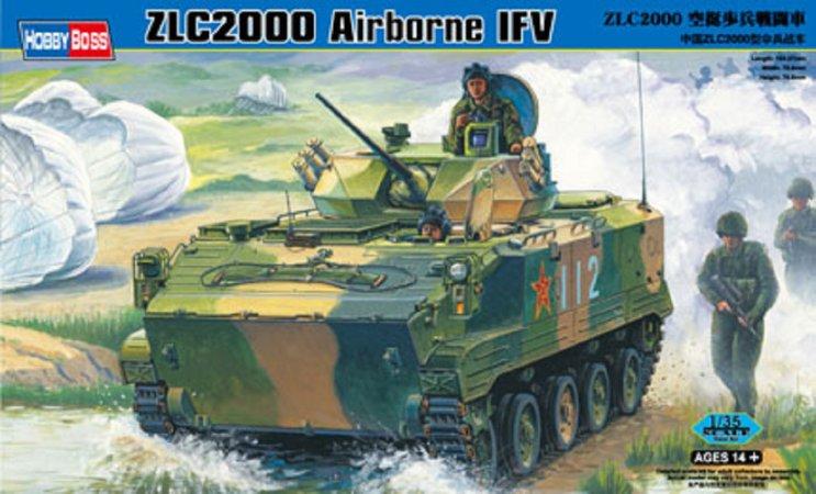 Hobby Boss ZLC2000 Airborne IFV - Výprodej