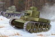 Hobby Boss Soviet T-24 medium tank - Výprodej