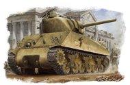 Hobby Boss US M4A3 Tank - Výprodej