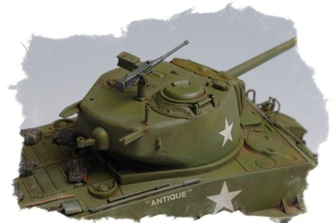 Hobby Boss US M4A3E8 - Výprodej