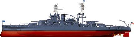 Hobby Boss USS Arizona BB-39 (1941) - Výprodej