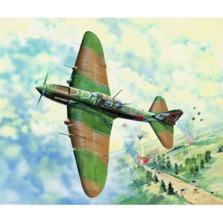 Hobby Boss IL-2M3 Ground attack aircraft