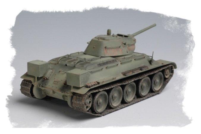 Hobby Boss Russian T-34/76 Tank 1942 - Výprodej