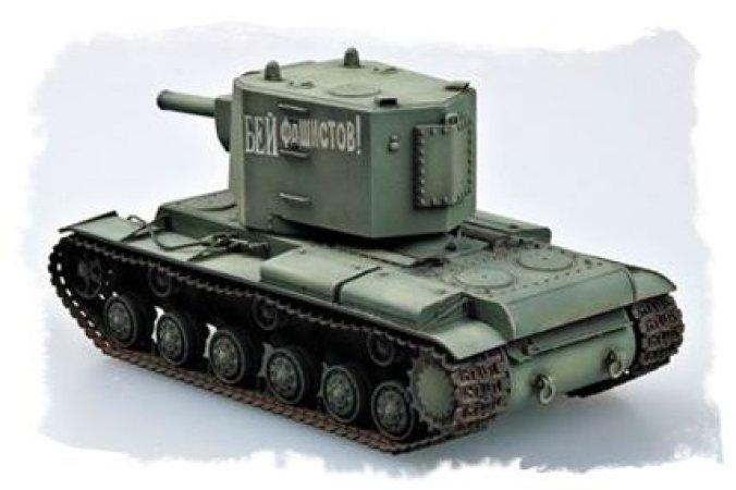 Hobby Boss Russian KV Big Turret Tank - Výprodej