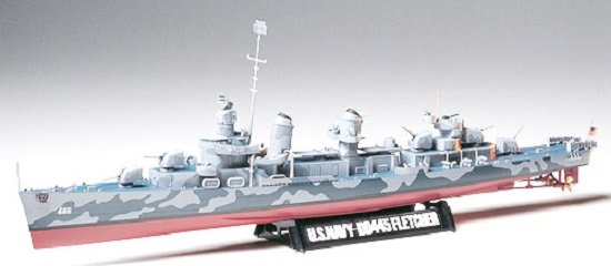 Tamiya U.S. Navy Destroyer DD445 Fletcher